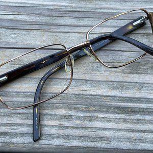Carrera Men Glasses Frame Brown/Bronze Tone Eyegla